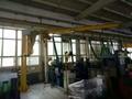 機加工車間--環鏈葫蘆--旋臂起重機