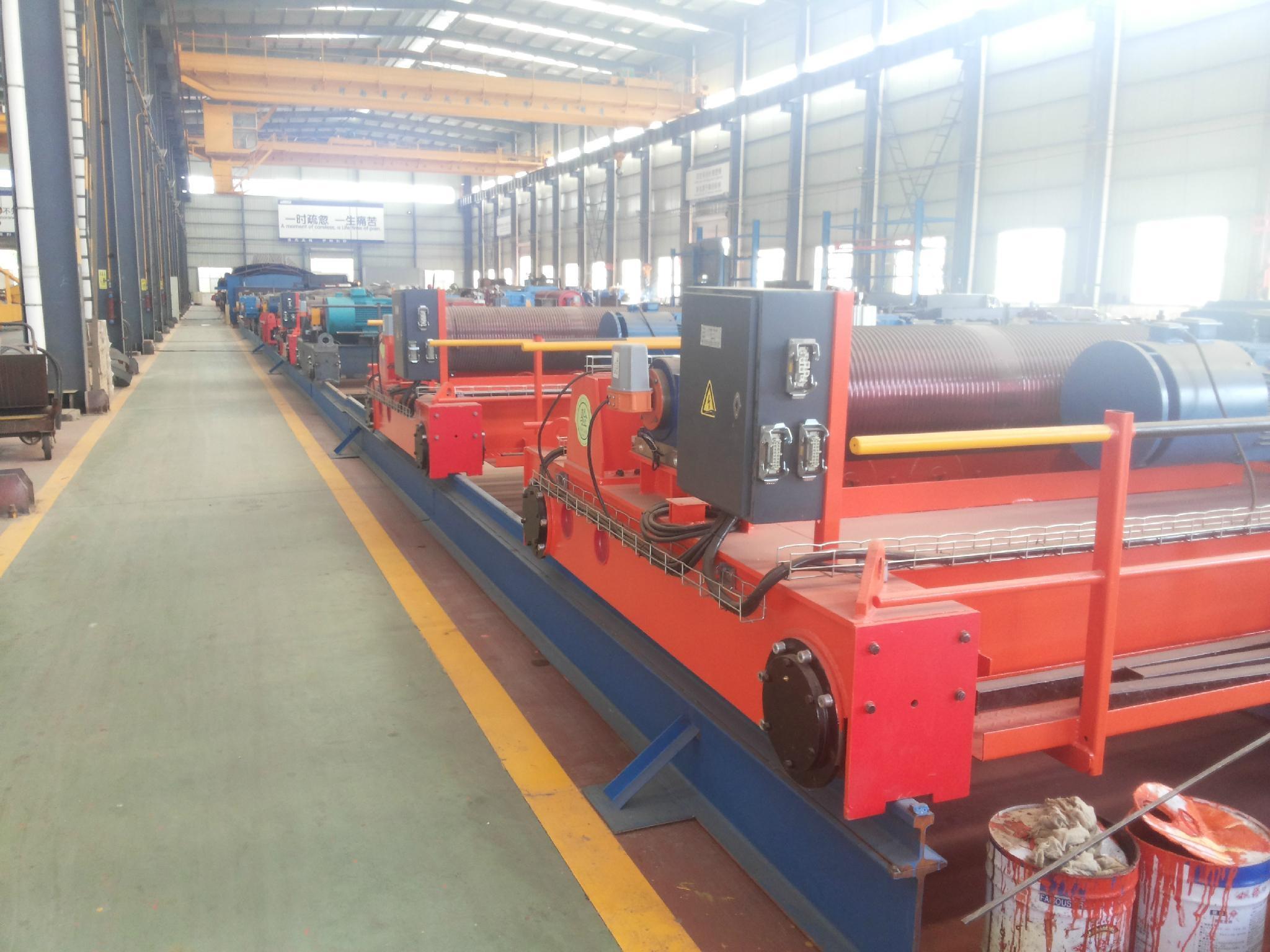 欧式卷扬机小车--河南省矿山起重机有限公司