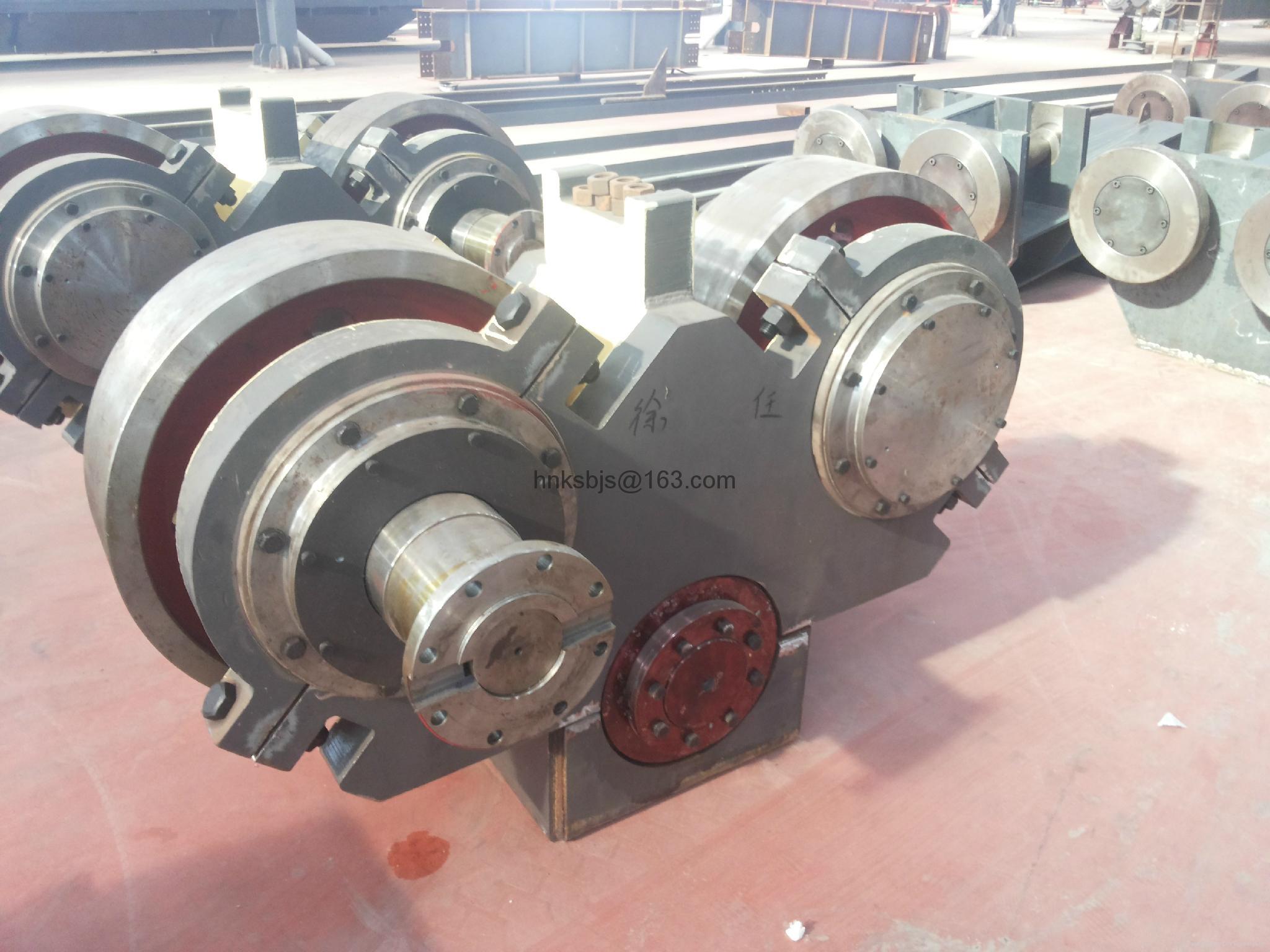 欧式起重机车轮
