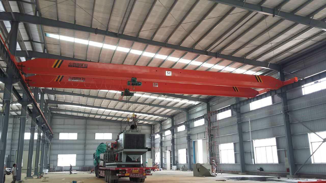 LX型电动悬挂起重机-水厂专用起重机