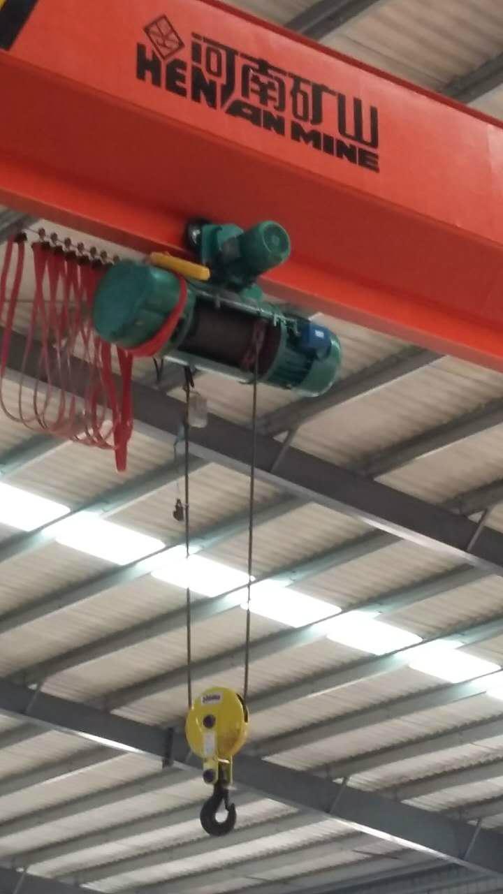 MD型雙速電動葫蘆-兩種起升速度電動葫蘆