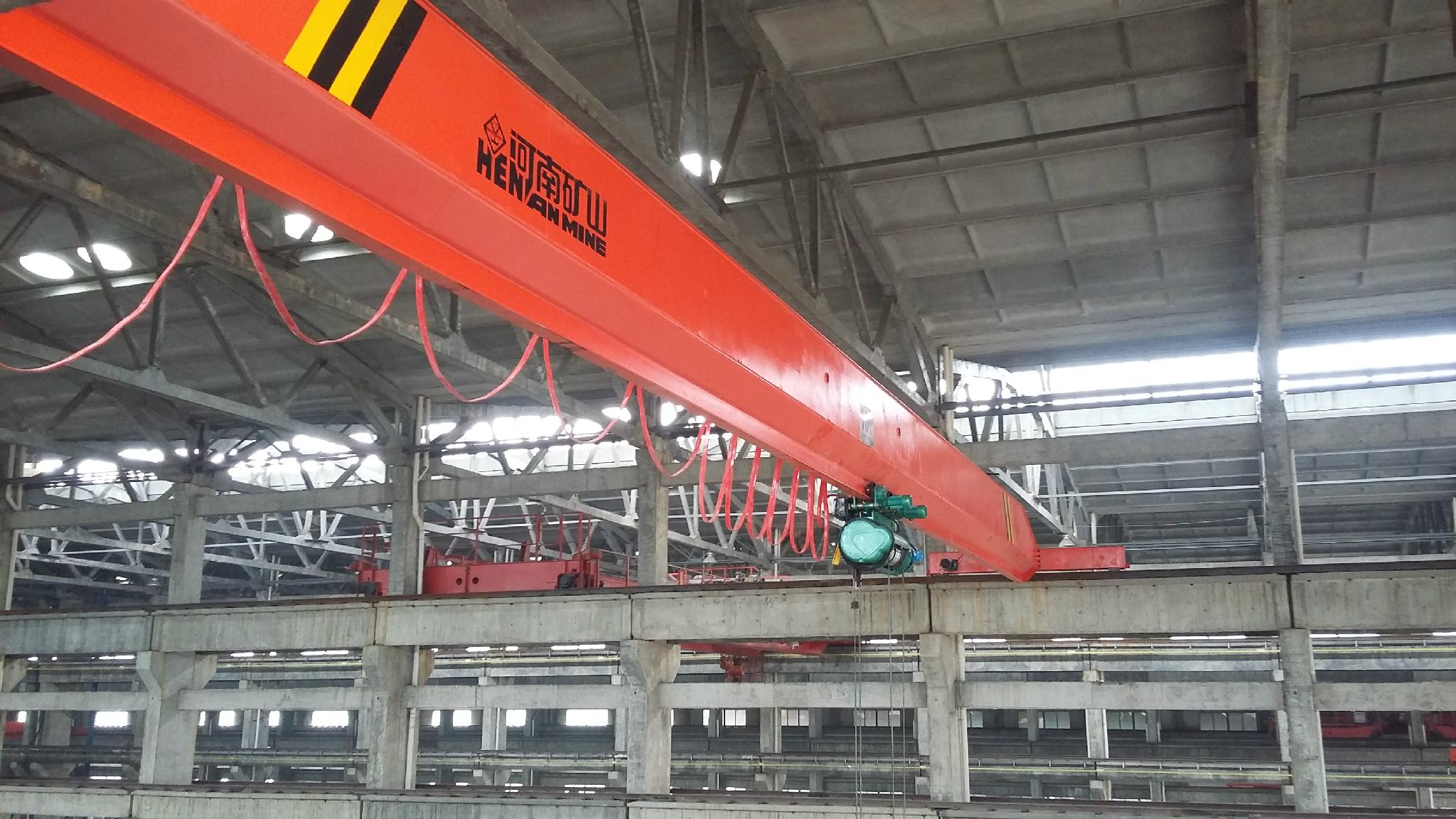 10吨单梁桥式起重机