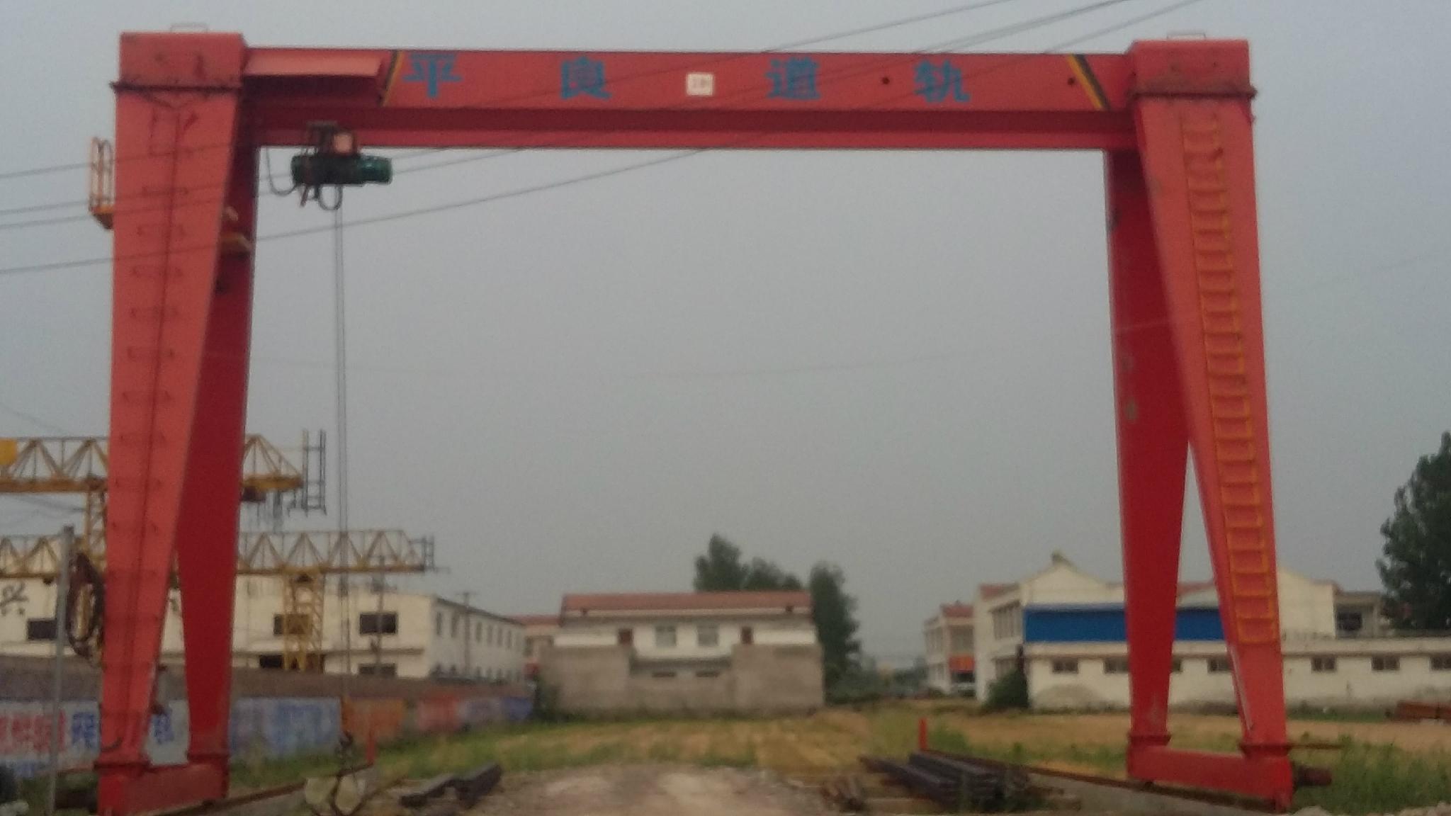 电动葫芦门式起重机 龙门吊 9