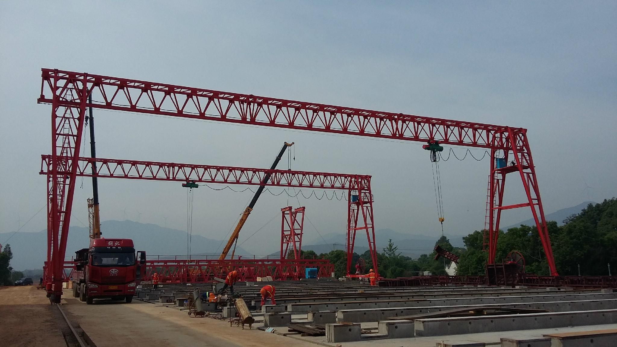 10吨工程门式起重机