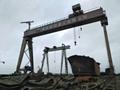 矿山造船门式起重机 造船龙门 3