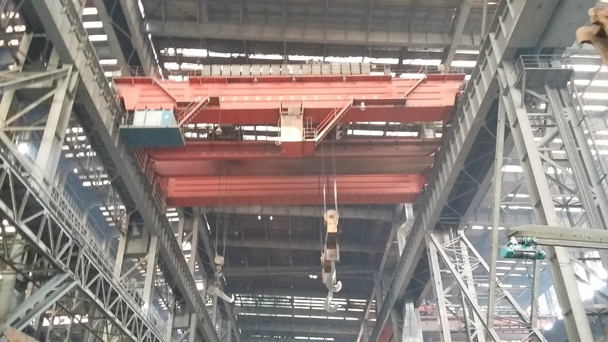 礦山吊鉤式鑄造起重機