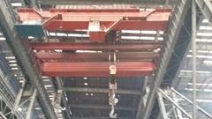 双梁铸造桥式起重机