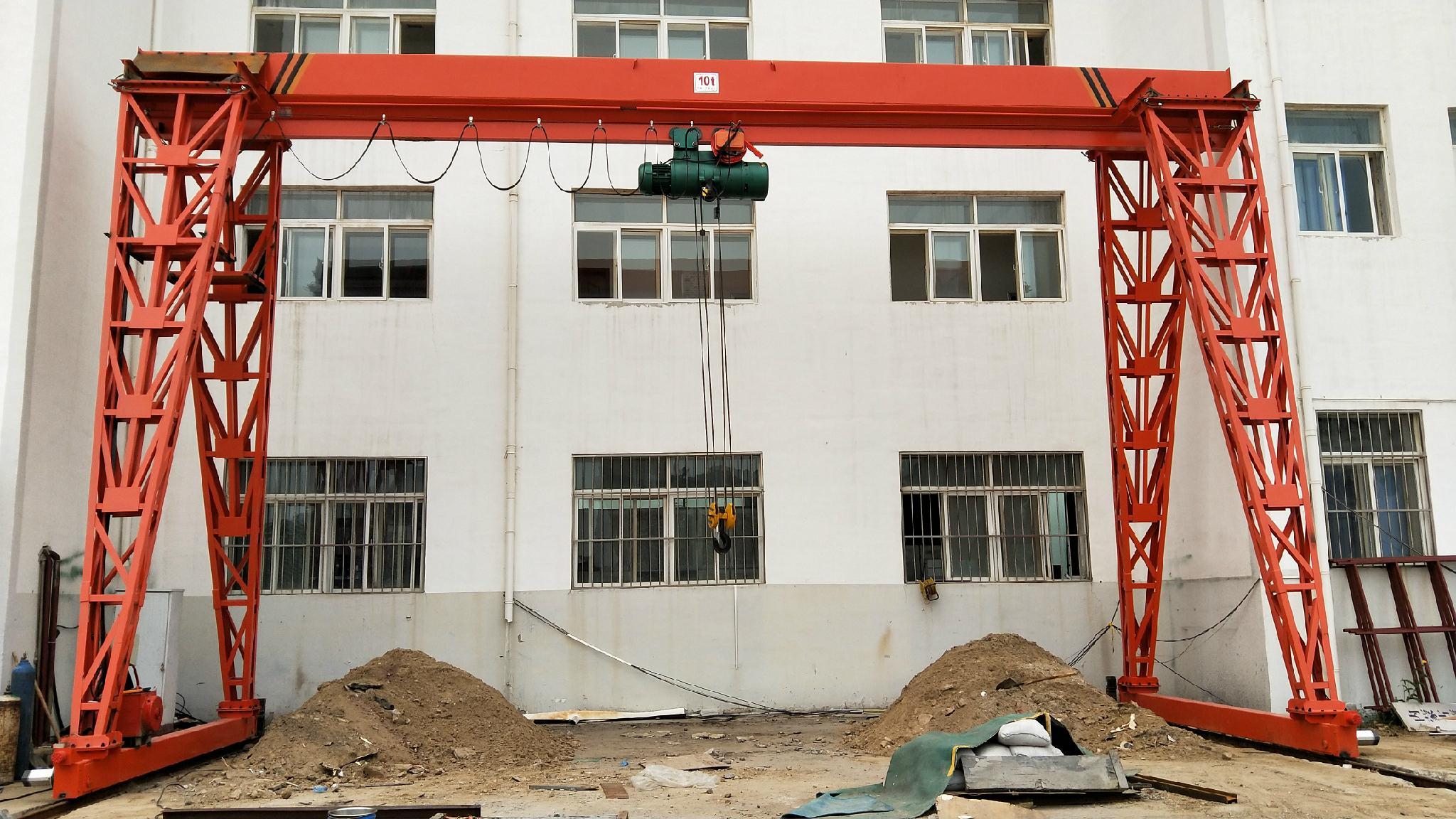 电动葫芦门式起重机 龙门吊 12