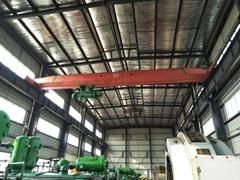 LB型防爆单梁起重机-煤矿专用起重机