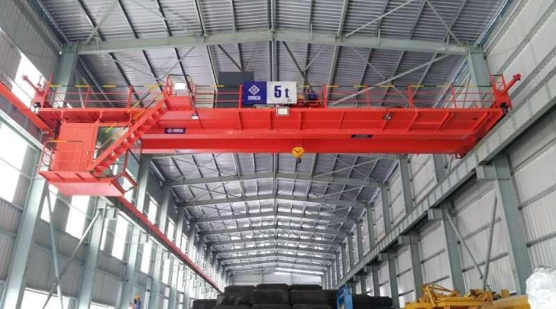 歐式起重機-河南省礦山起重機有限公司
