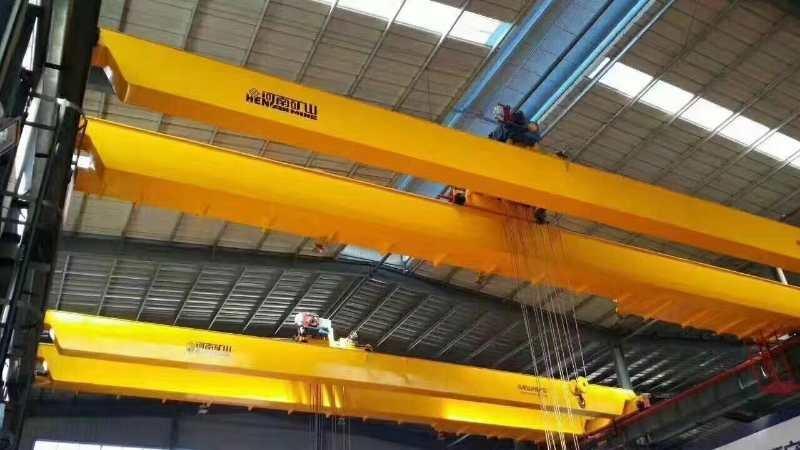 欧式起重机-河南省矿山起重机有限公司