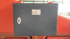 Electric hoist control box