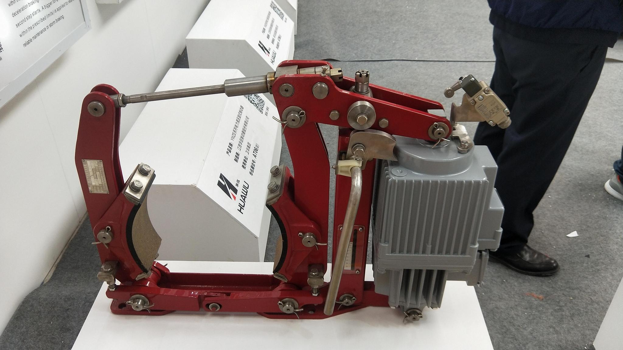 起重机电动液压制动器 7