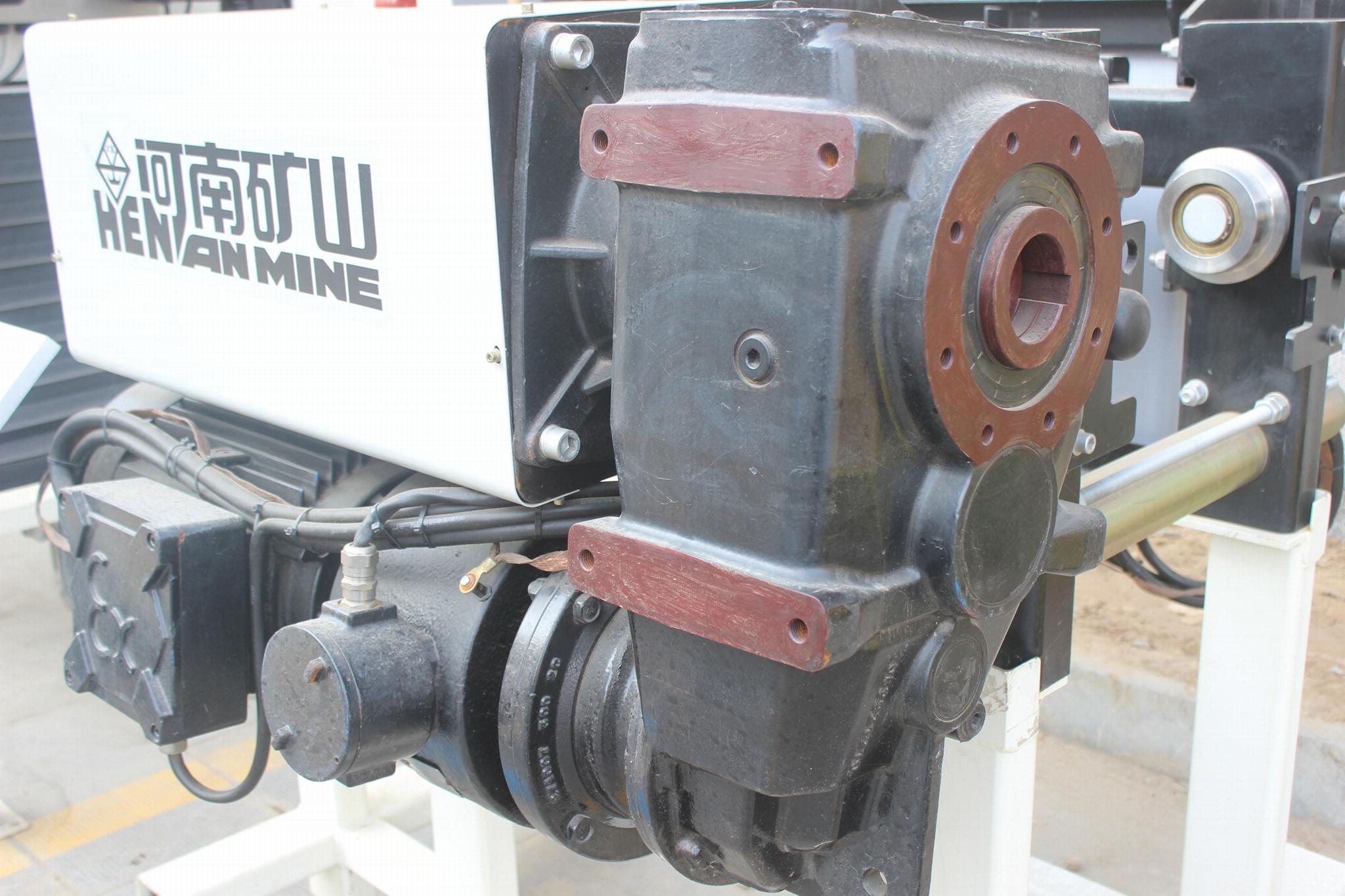BCD型防爆電動葫蘆-隔爆型電動葫蘆