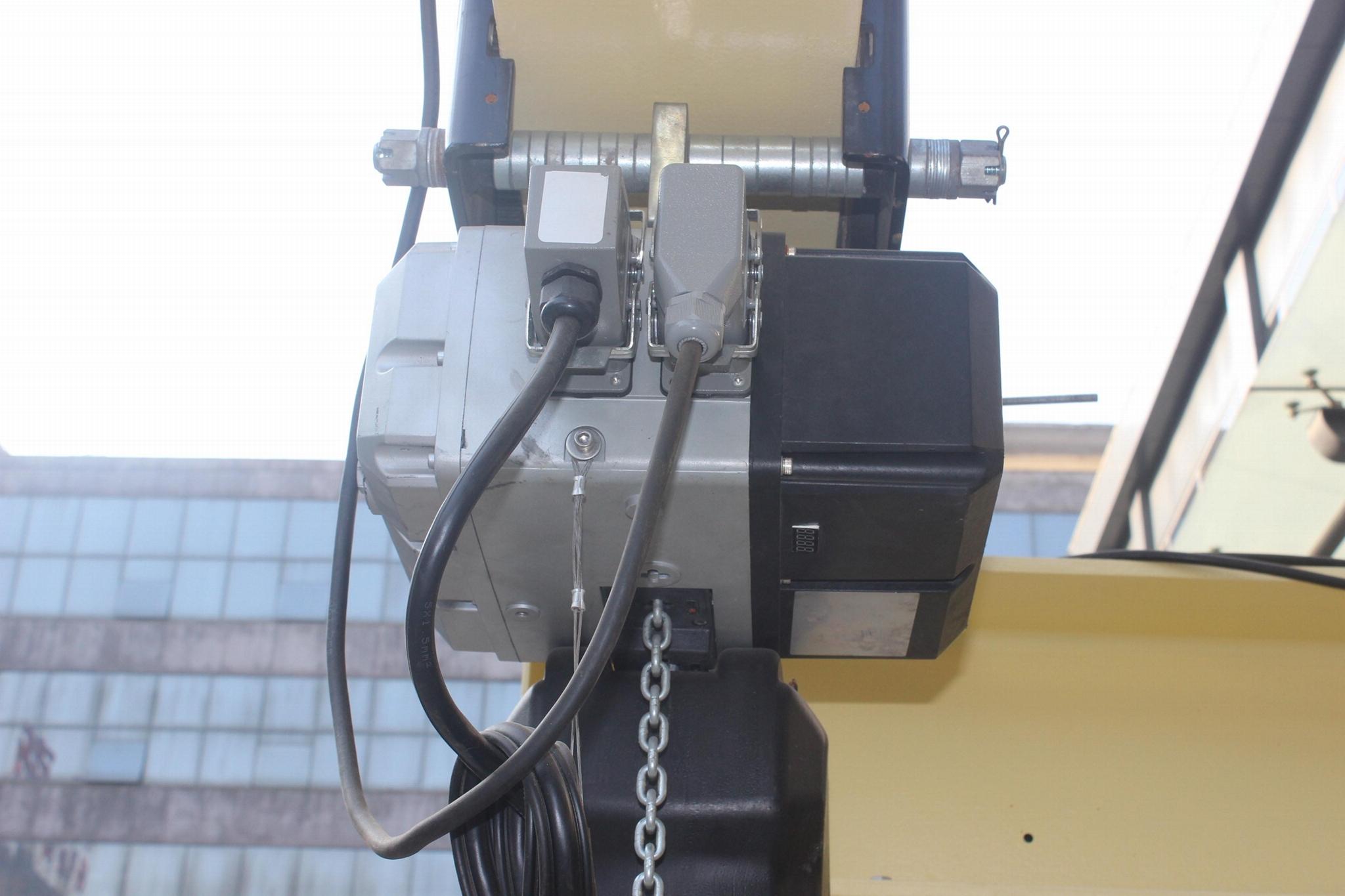 欧式电动环链葫芦
