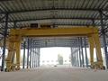 75/20吨室内门式起重机-河南省矿山起重机有限公司