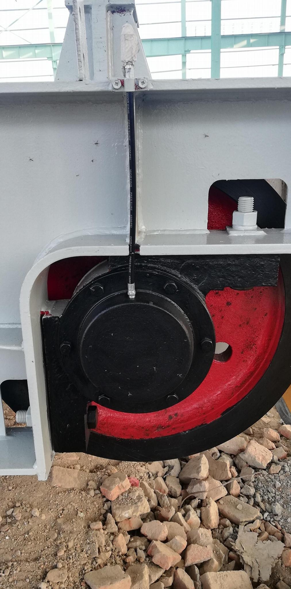 起重机车轮组