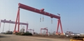 600吨门式起重机
