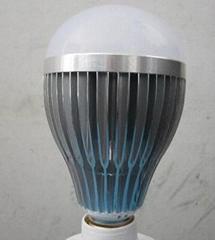 LED车铝球泡灯3-18W