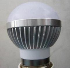 LED車鋁球泡燈3-18W