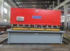中國  品牌QC11Y-12×2500液壓閘式數控剪板機