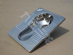 不鏽鋼蹲便器 工程用 監獄用 304材質