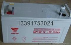 汤浅NP100-12铅酸蓄电池