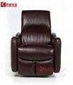 舒适头层真皮功能沙发M-1309 4