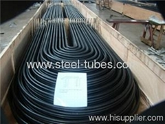 SA192 U Tubes Heat Exchanger and Shell Tubes
