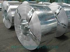 鍍鋅鋼帶廠家直銷