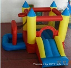 Castle Type inflatable b