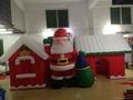 Inflatable Christmas House inflatable