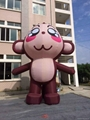 Outdoor advertising inflatable monkey Inflatable Cartoons  1