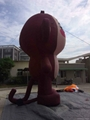 Outdoor advertising inflatable monkey Inflatable Cartoons  2