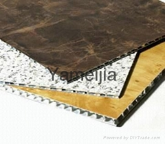 anti-slip aluminum panel