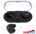 TWS Bluetooth Earphone Wireless Headset With Charge Box for IOS Android