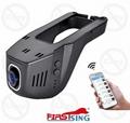 Hidden Car Camera 1080P WIFI DVR Dash Cam Video Recorder Camcorder Night Vision