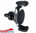 Firstsing Wireless 10W Car Charger Air Vent Phone Holder Mount Qi Charge
