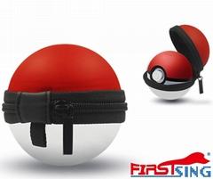 EVA Pokemon Poke Ball Plus Portable Travel Pokeball Case Bag for Nitendo Switch
