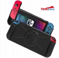 Firstsing Protective Handheld Plastic Game Case TPU Case for Nintendo Switch