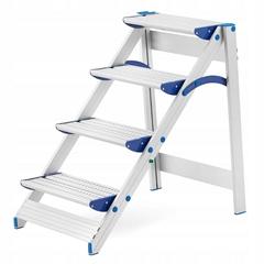 Ladder Steps Aluminum Stool