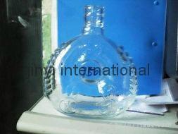 glass wine bottle 1