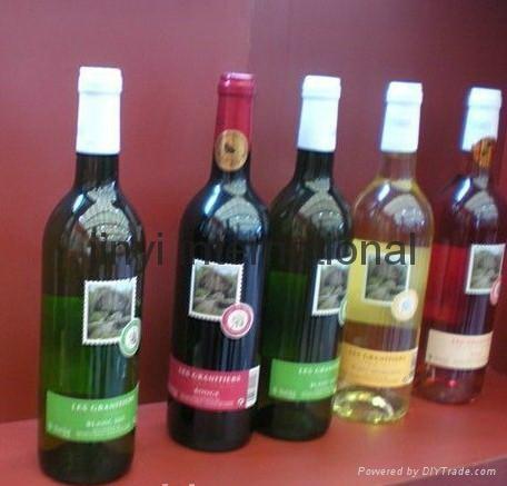 glass wine bottle 3
