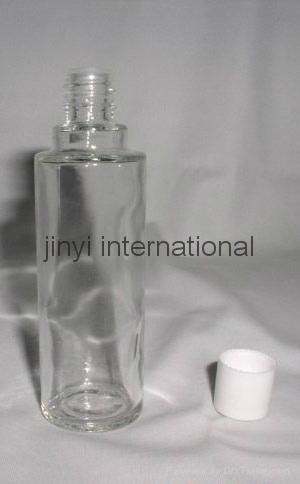 glass wine bottle 2