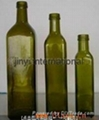 glass olive bottle 2