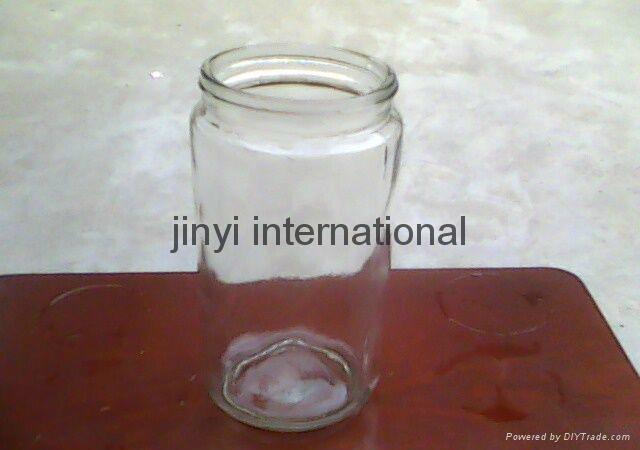 glass honey jar 4