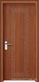 Cheap MDF PVC Interior Doors