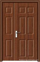 MDF Interior PVC Wooden