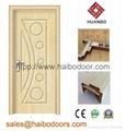 Cheap Interior Wooden Office Door