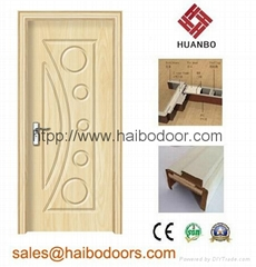 Cheap Interior Wooden Office Door